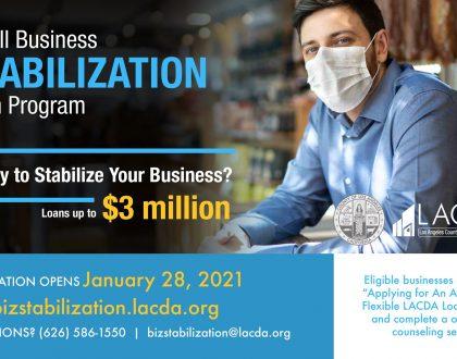 Small Business Stabilization Loan Program