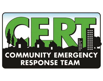 CERT TRAINING BEGINS JANUARY 28