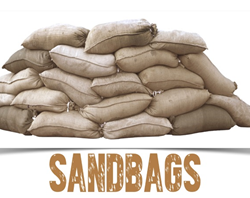 Sandbags Available